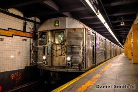C Train at 145th Street
