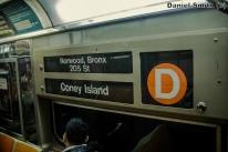 (D) Train Interior Rollsign