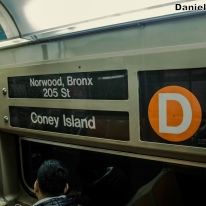 (D) Train Interior Rollsign