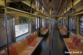 7 Train Interior