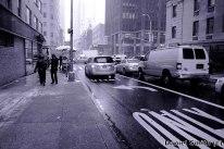 December Scene in Midtown