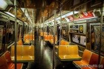 Q Train Interior