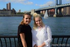 Sofia and Taylor