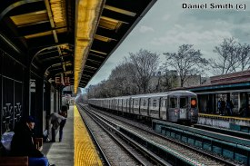B Train Bypassing Avenue J
