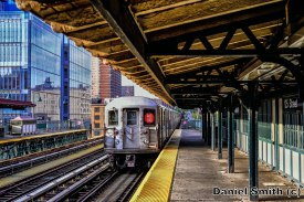 1 Train Leaves 125th Street