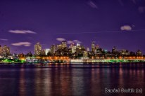 East River At Night