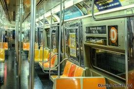 D Train Interior