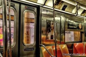 B Train Interior