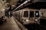 A Train Approaching 181st Street
