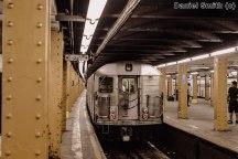 C Train at 145th Street
