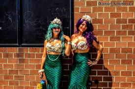 2 Cute Mermaids