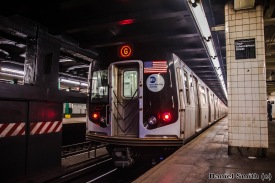 G Train at Hoyt-Schermerhorn Street