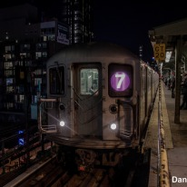 7 Train at Queensboro Plaza