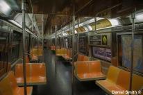 W Train Interior