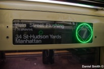 7 Train Rollsign