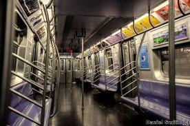 Empty C Train