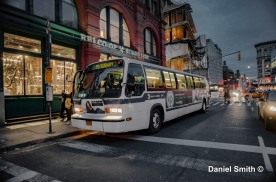 D Train Shuttle Bus